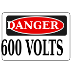 Rfc1394 Danger 600 Volts