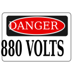 Rfc1394 Danger 880 Volts