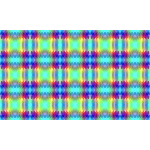 Ribbon Pattern Colourfull