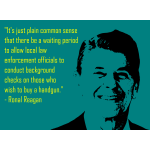 Ronal Reagan quote
