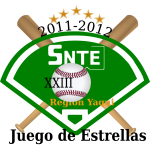 SNTE logo with crossed bats