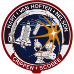 STS 41C Patch