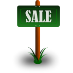 Sale Vector Sign