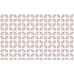Seamless New Fashioned Border Pattern
