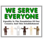 We Serve Everyone