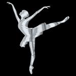 Ballet Dancer Free Svg