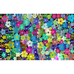 Simple Floral Background 3