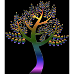 Simple Prismatic Tree 5