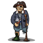 Slovenly Pirate