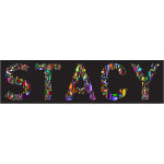 Stacy Typography Color