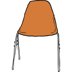 Modern Chair Front