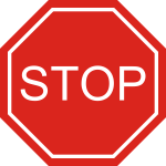 Stop 02 Sign