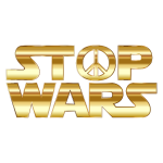 Stop Wars Gold No Background