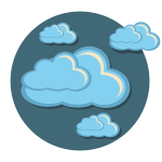 Storm Clouds Icon