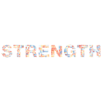 Strength No Background