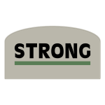 'Strong' sign