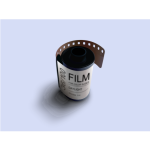 Photorealistic vector image of a film
