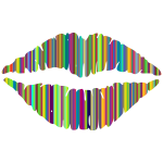 Technicolor Lips 4