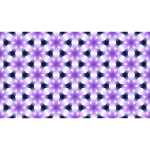 Tessellation Pattern Purple Color
