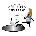 This is Aspartame!