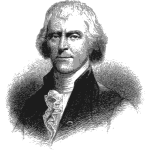 Thomas Jefferson - headshot