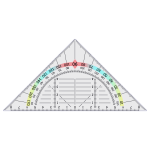 Triangular Protractor Improved