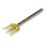 Three spear