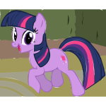 Twilight Sparkle Earth pony 2016121917