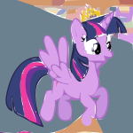Twilight Sparkle Pegasus wings error 2016121922