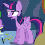 Twilight Sparkle blank flank 2016121909