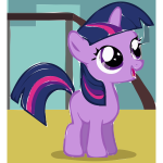 Twilight Sparkle filly 2016121940