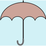 Umbrella animation chrome2