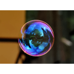 Universe In A Bubble