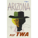 Promotional poster for Arizona