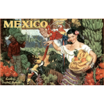 Mexican tourism poster
