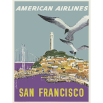 Promotional poster of San Francisco
