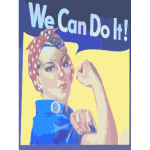 We Can Do It 2017032909