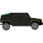 Weststar GK-M1 Military Vehicle