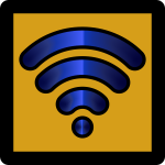 Wifi Icon Umber