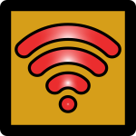 Wifi Off Icon Umber