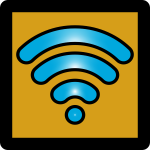 Wifi On Icon Umber