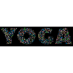 Yoga Typography