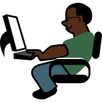 African-American Programmer