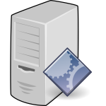 Application server vector drawing