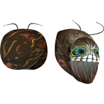 avatar wardrobe hat caterpillar mask 01