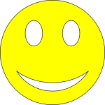Smiley - Yellow