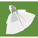 Ballet dress vector image