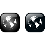 Earth's map icon