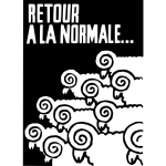 Return to Normal in French