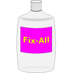 Fix-All Potion Bottle